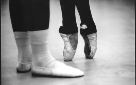 Flat Feet and Pointe Shoes