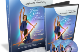 Front Splits Fast Flexibility DVD Preview!