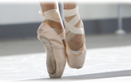 How Do You Stop Pointe Shoes from Twisting on Your Feet?