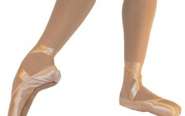 How To Fit Pointe Shoes Correctly Video