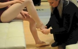 Fitting Pointe Shoes – A Pointe Shoe Fitter's Perspective