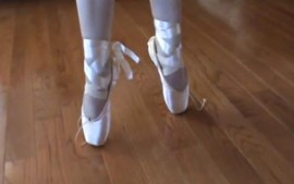 The Dangers Of Teaching Yourself Pointe Work