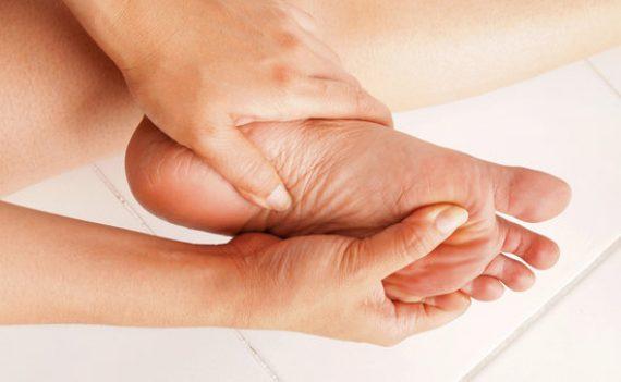 Cramping Feet