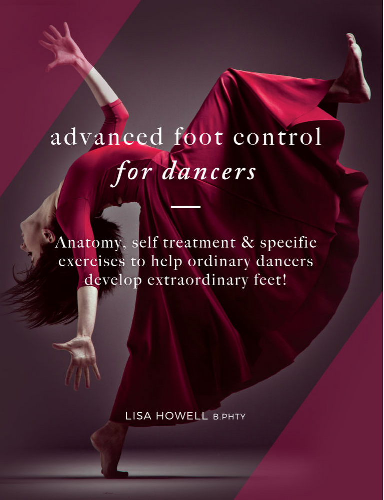Advanced Foot Control Lisa Howell The Ballet Blog