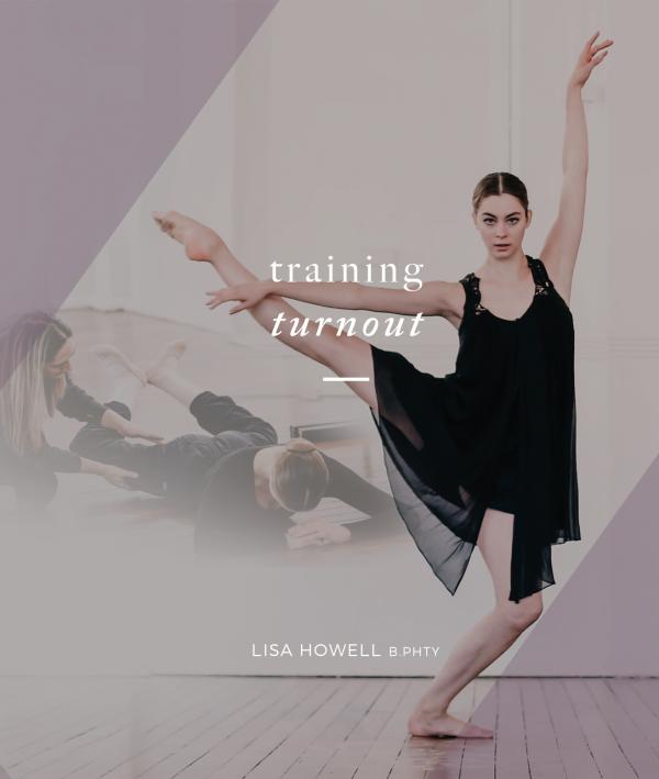 Training Turnout Front Cover Lisa Howell Ballet Blog