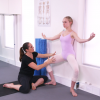 Wall Plie lisa Howell Level 1 Teacher Training Turnout workshop education