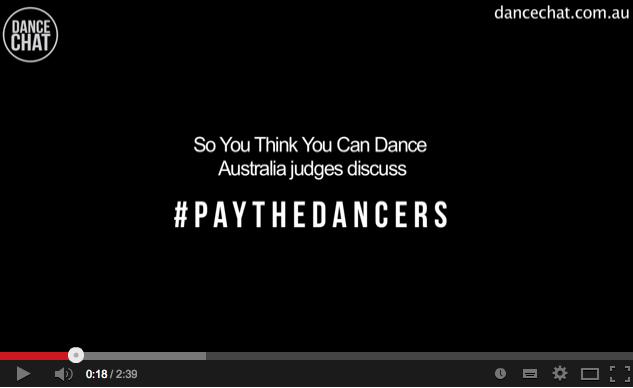 #paythedancers