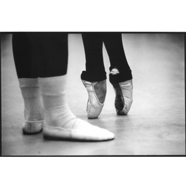 Flat Feet And Pointe Shoes The Ballet Blog