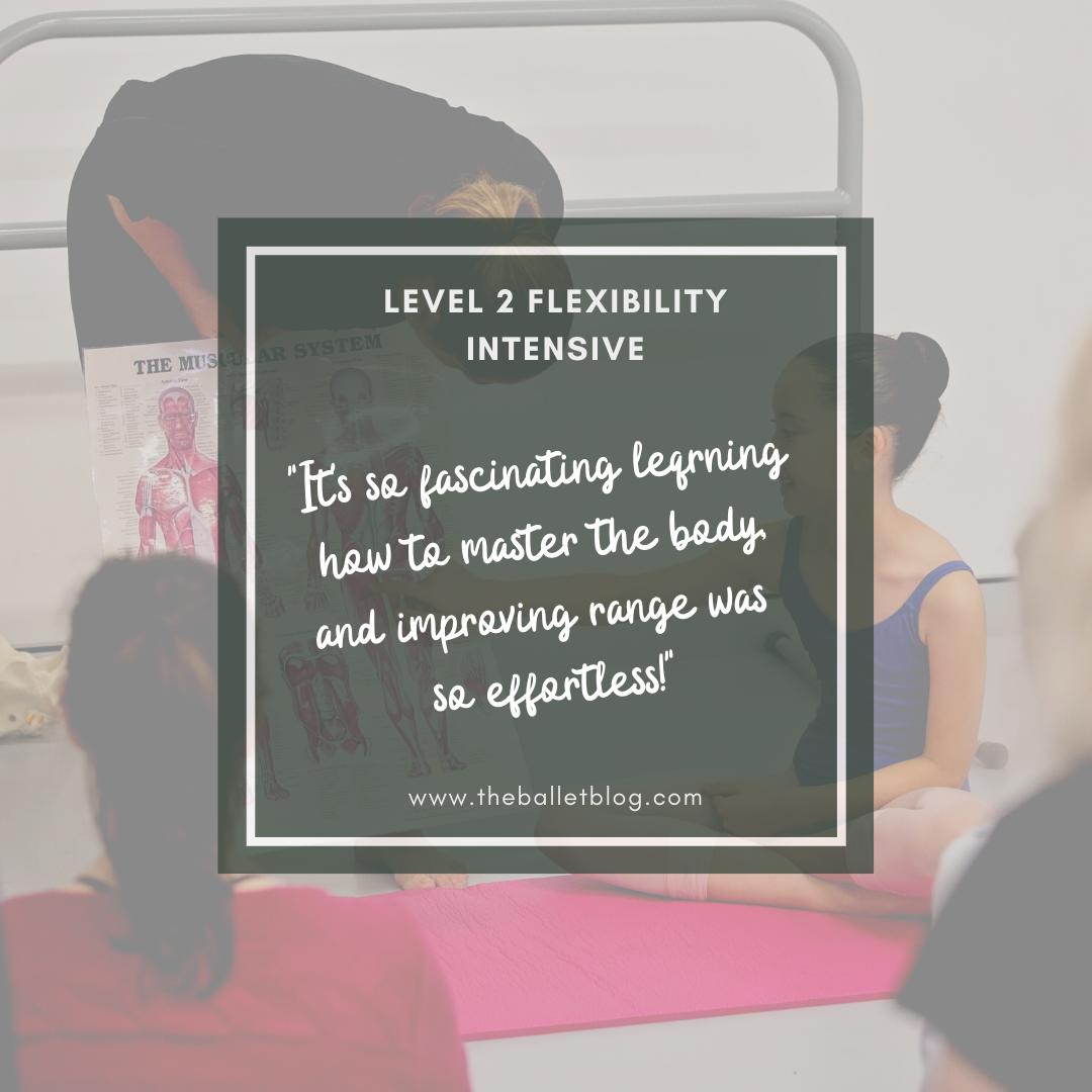 Level 2 Flexibility Intensive 2