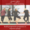 Build progressive programs to improve jumps Lisa Howell The Ballet Blog Level 1 Teacher Training Workshop
