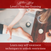 Learn effcetive self treatment techniques to unlock restrictions lisa howell ballet blog teacher training level 1