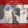 Learn how to accurately aLeverage technology to help your students s lisa howell ballet blog teacher training level 1