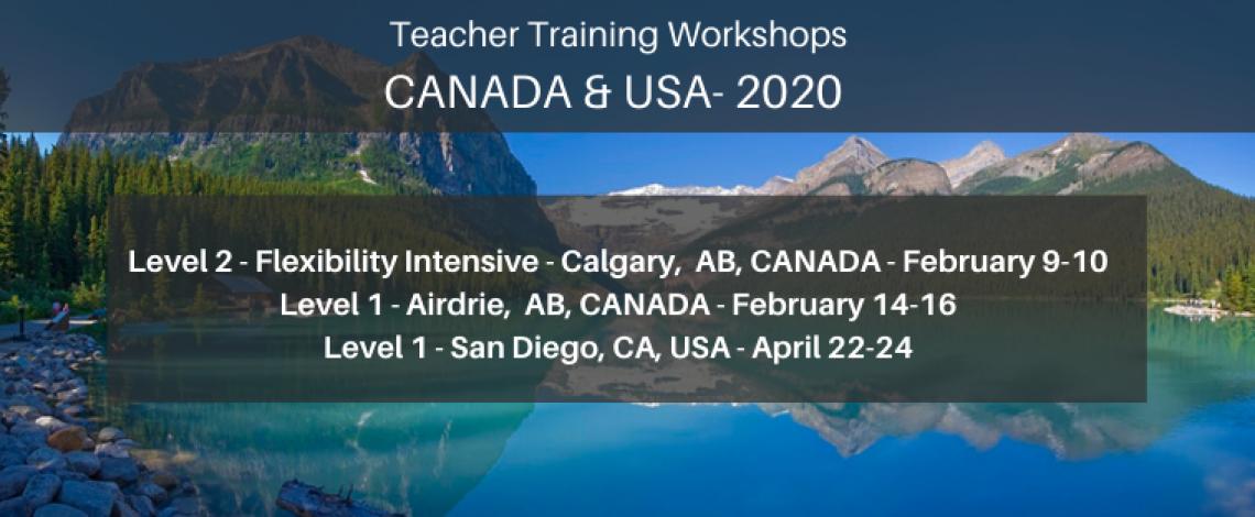 Canada USA Ballet Blog Workshops