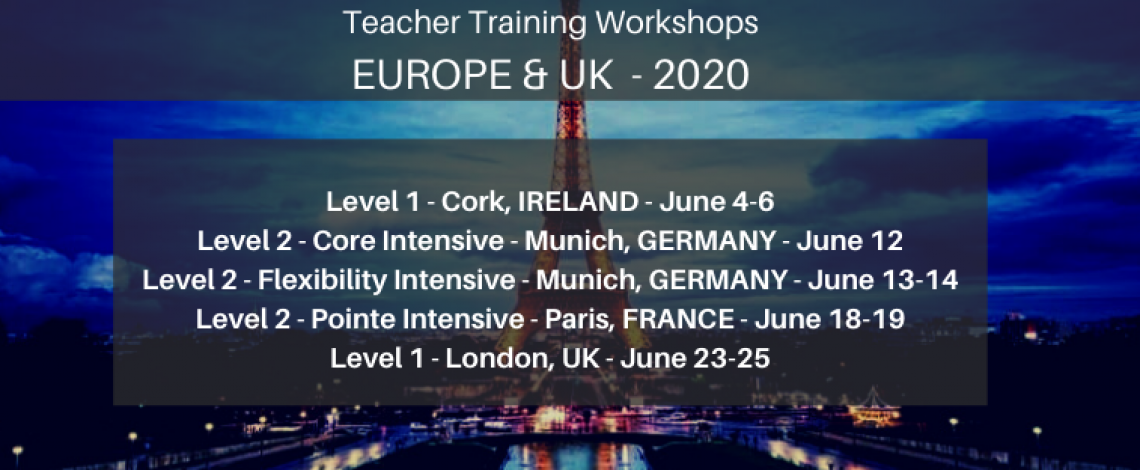 Europe UK Ballet Blog Workshops