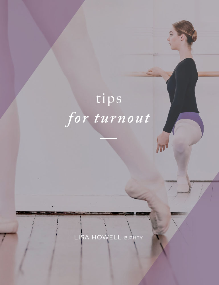 tips for turnout exercises lisa howell physio the ballet blog