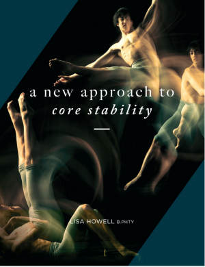 A New Approach to Core Stability strong 6 pack Lisa Howell The Ballet Blog