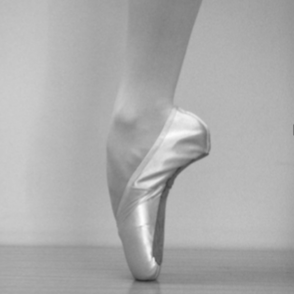 Breaking In Pointe Shoes 03