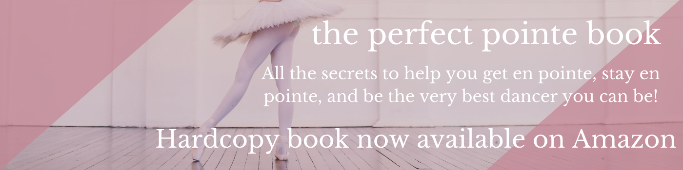 The Perfect Pointe Book TPPB Amazon