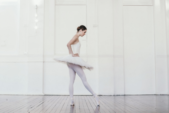 How old is too old to start pointe work?