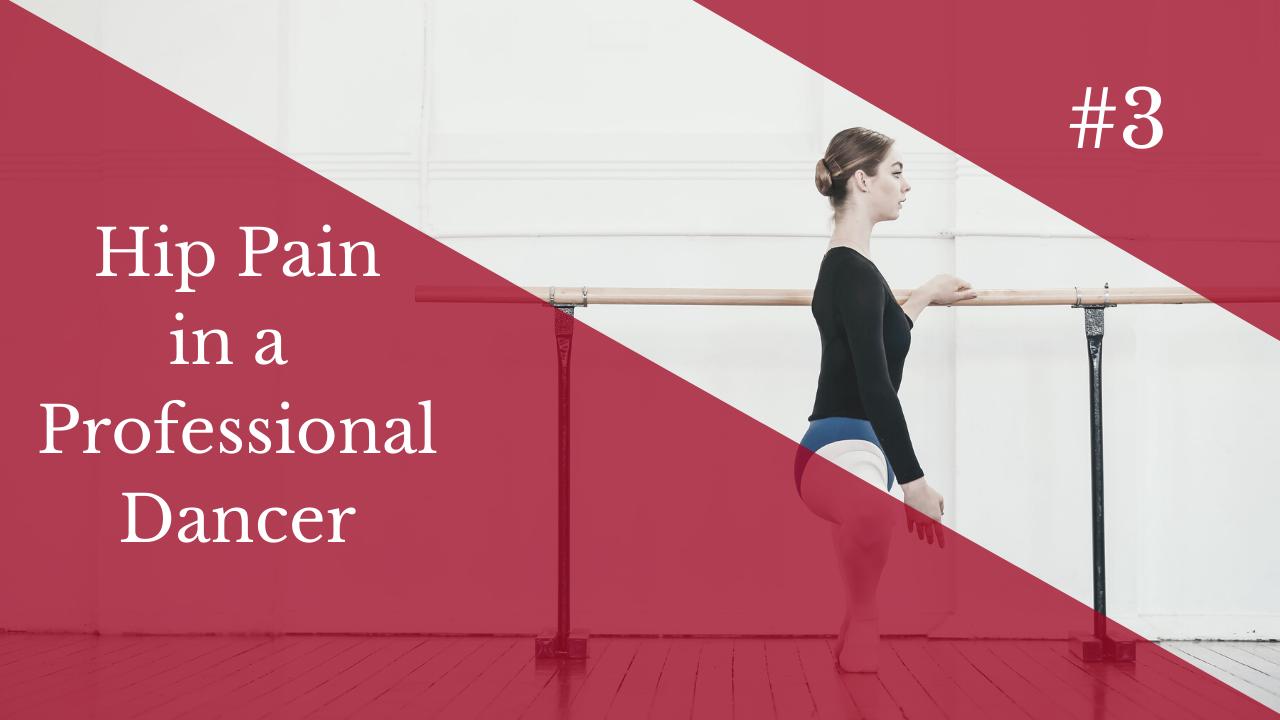 Coaching Call #3 - Hip Pain in a Professional Dancer - Level 1 Dance Teacher Training - Lisa Howell - The Ballet Blog