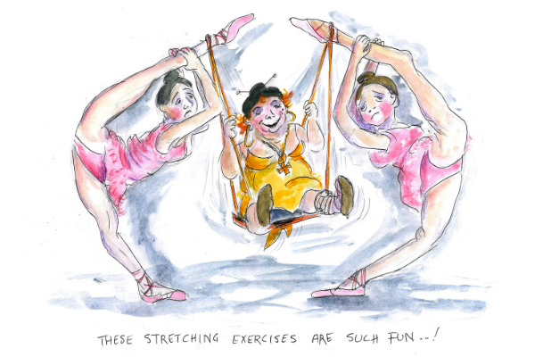 overstretching 2