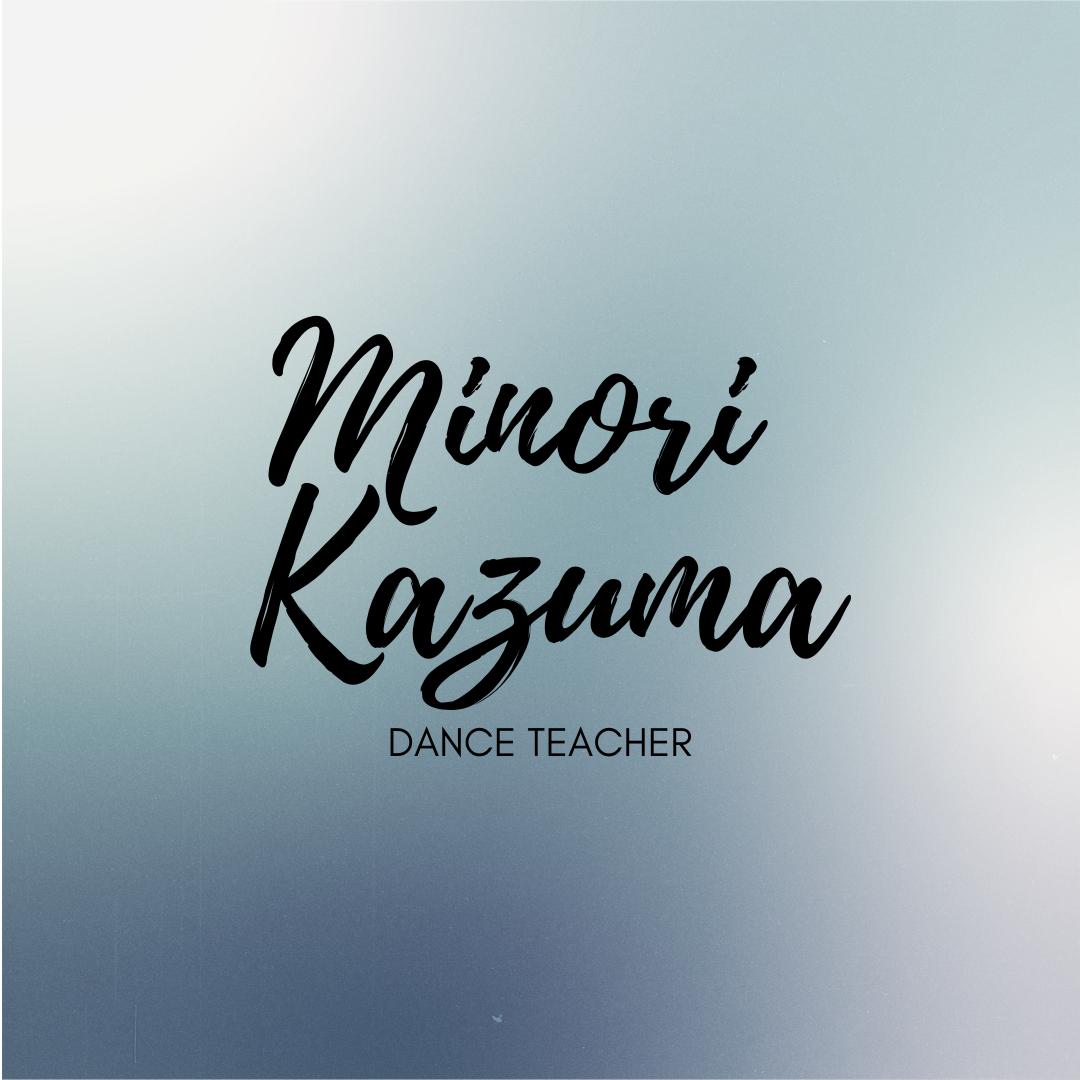 Minori Kazuma - Headshot