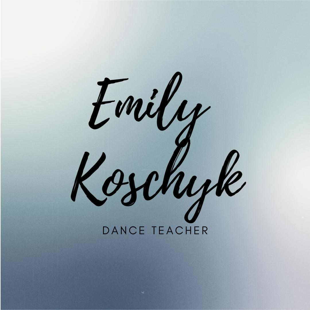 Emily Koschyk - Headshot