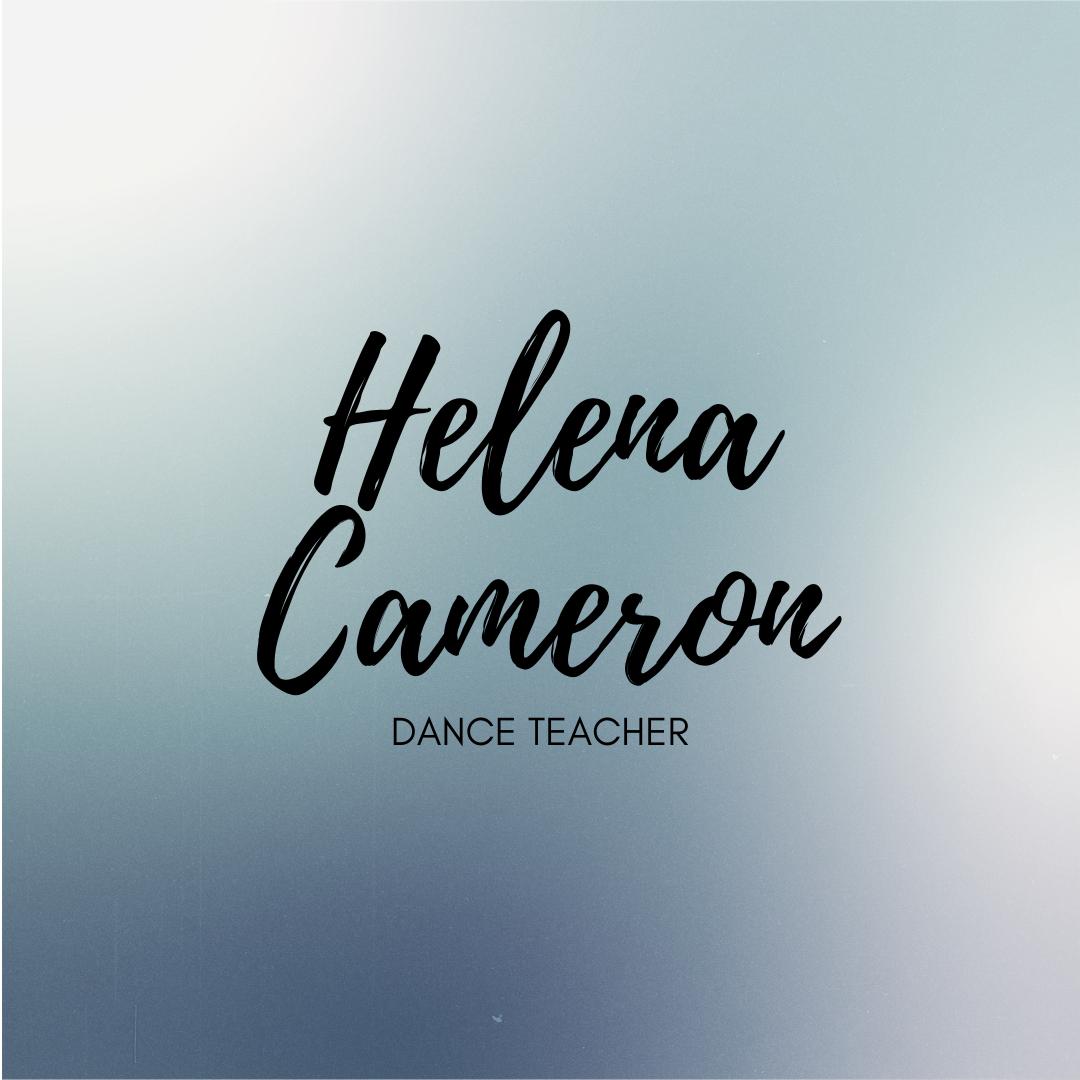 Helena Cameron - Headshot