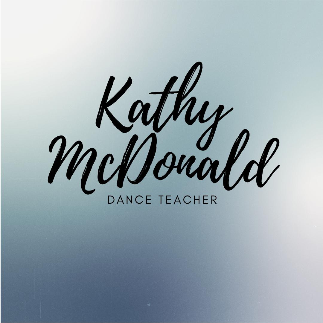Kathy McDonald headshot