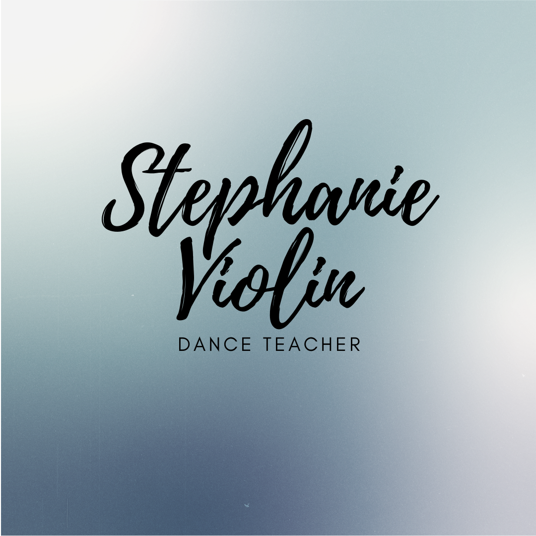 Stephanie Violin headshot