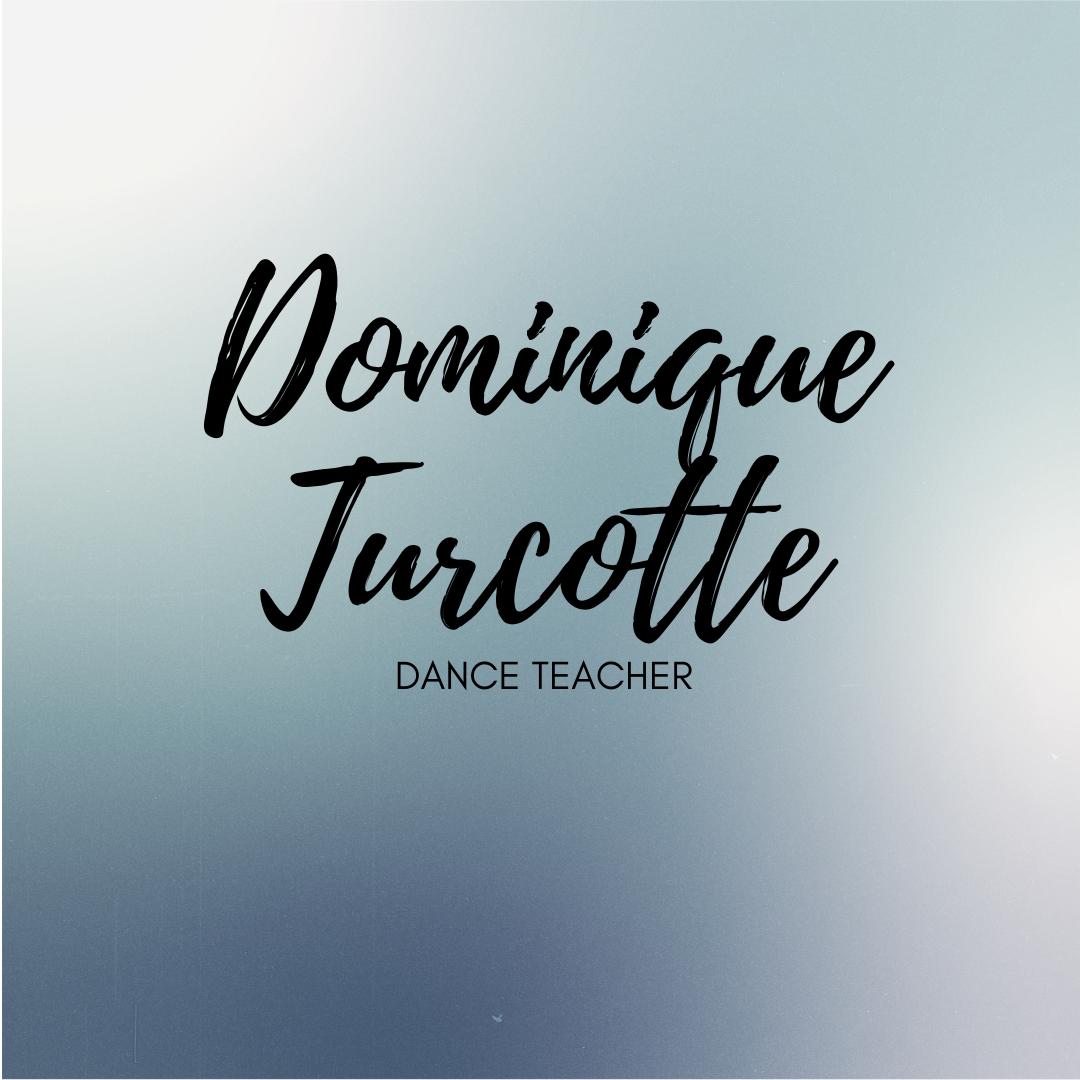 Dominique Turcotte headshot