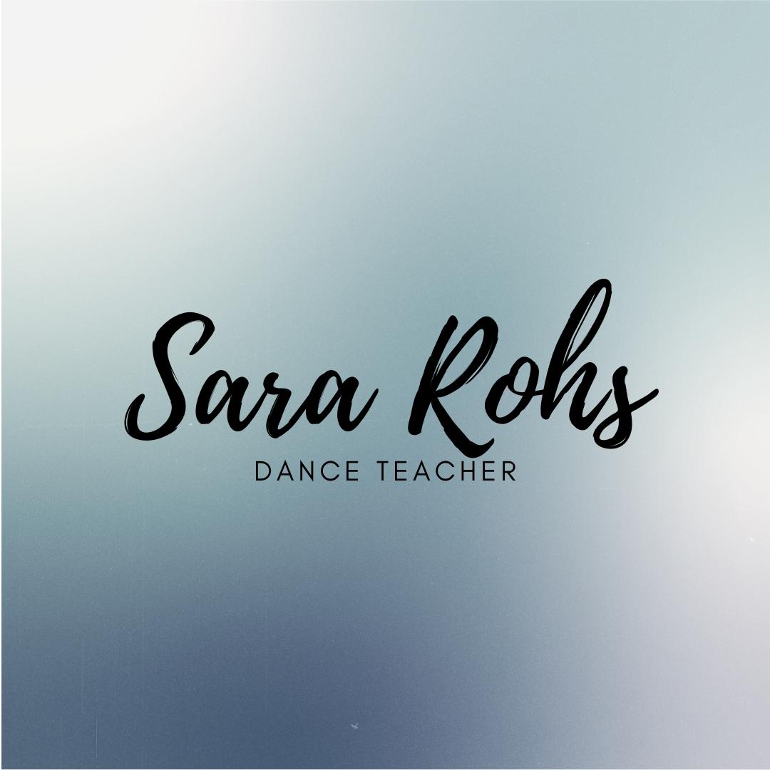Sara Rohs - headshot