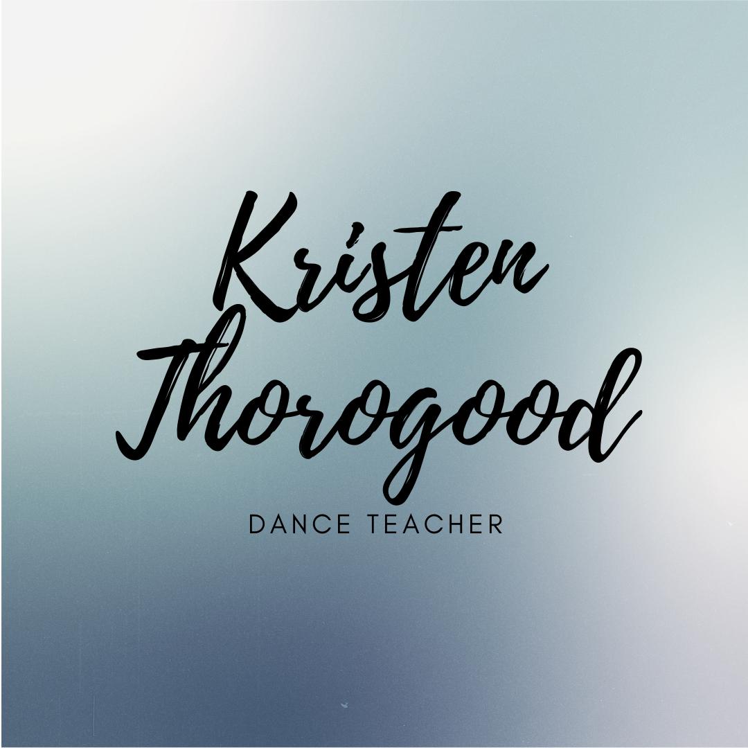 Kristen Thorogood - headshot
