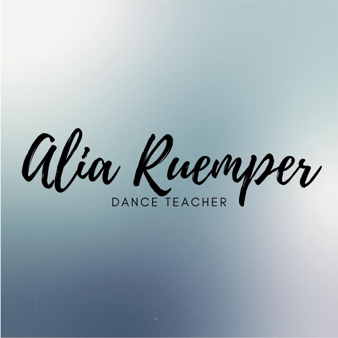 Alia Ruemper - headshot