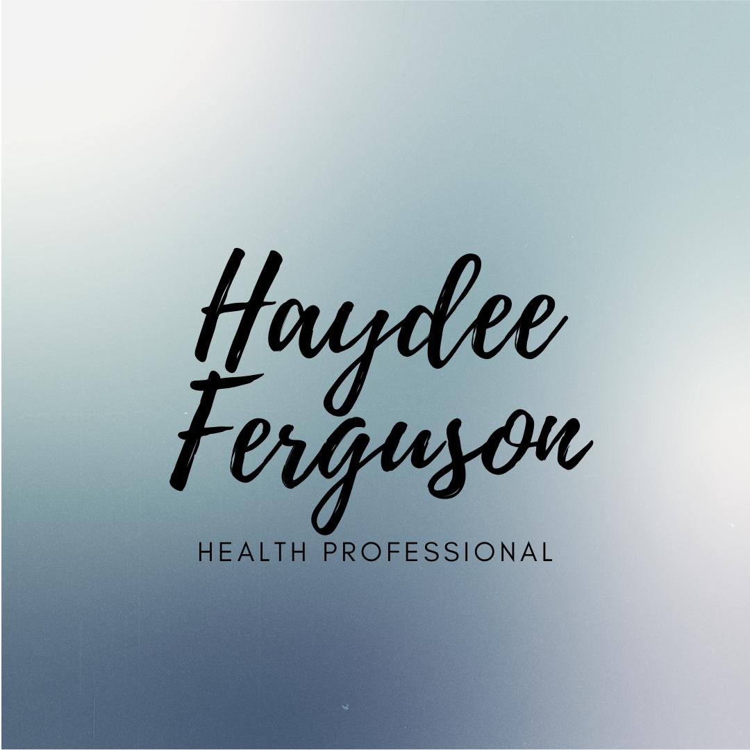 Haydee Ferguson - headshot