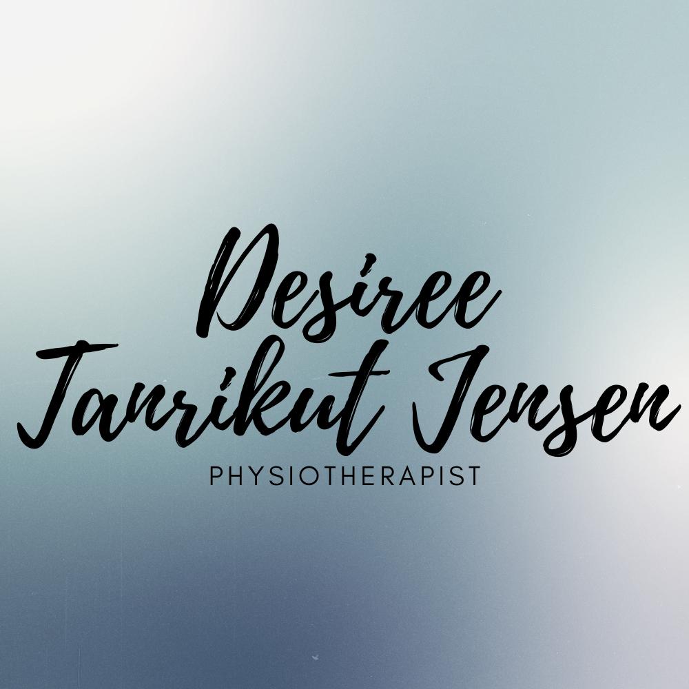 Desiree Tanrikut Jensen - headshot