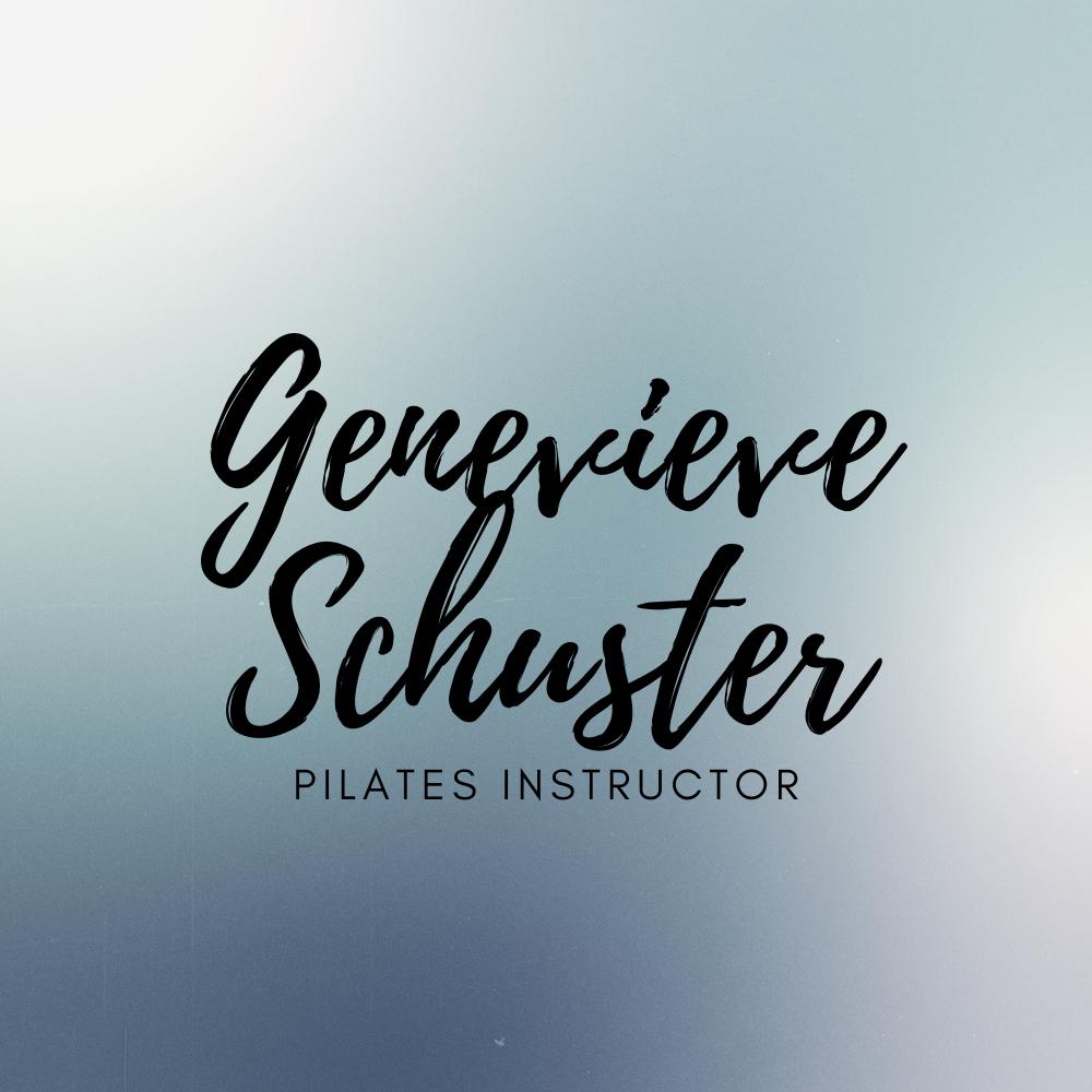Genevieve Schuster - headshot