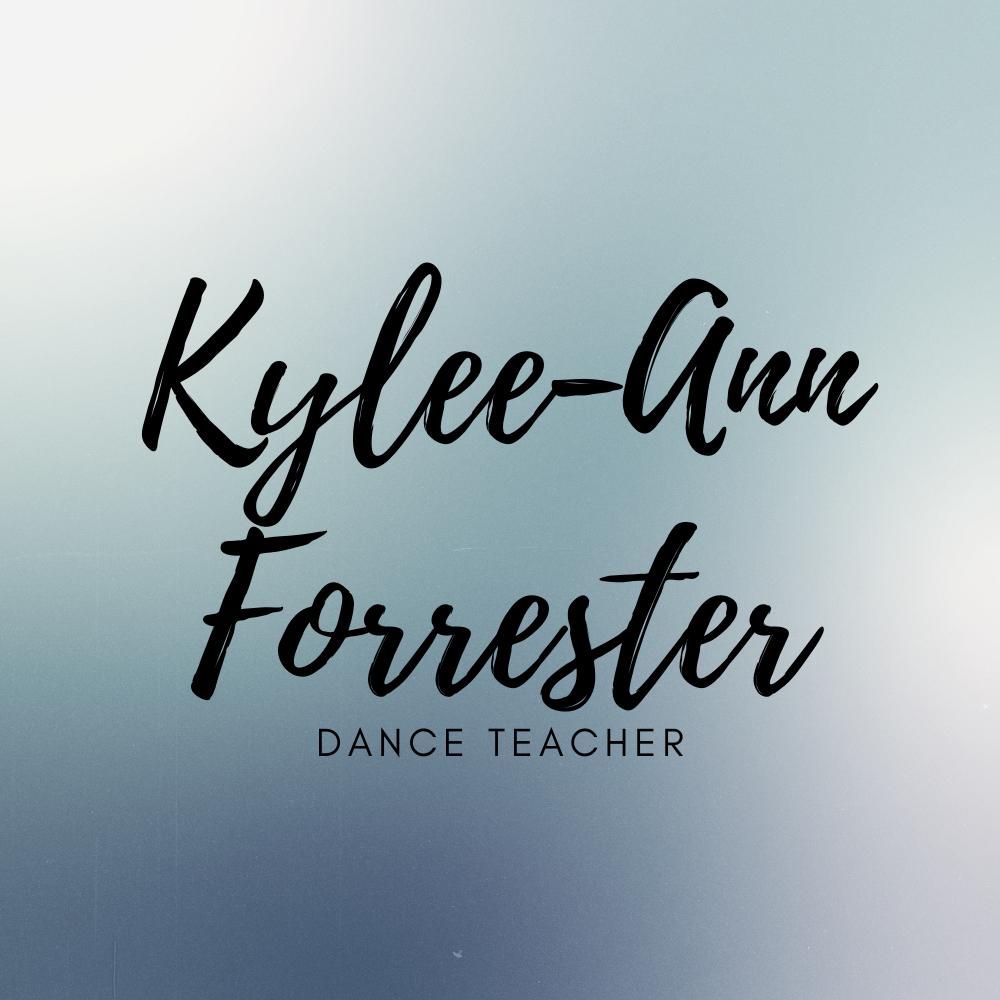Kylee-ann Forrester - headshot