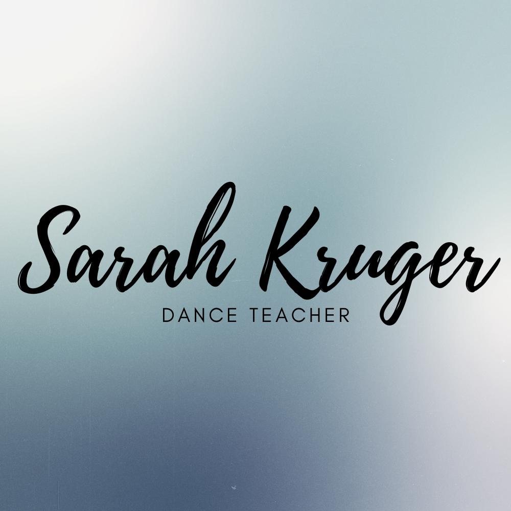 Sarah Kruger - headshot