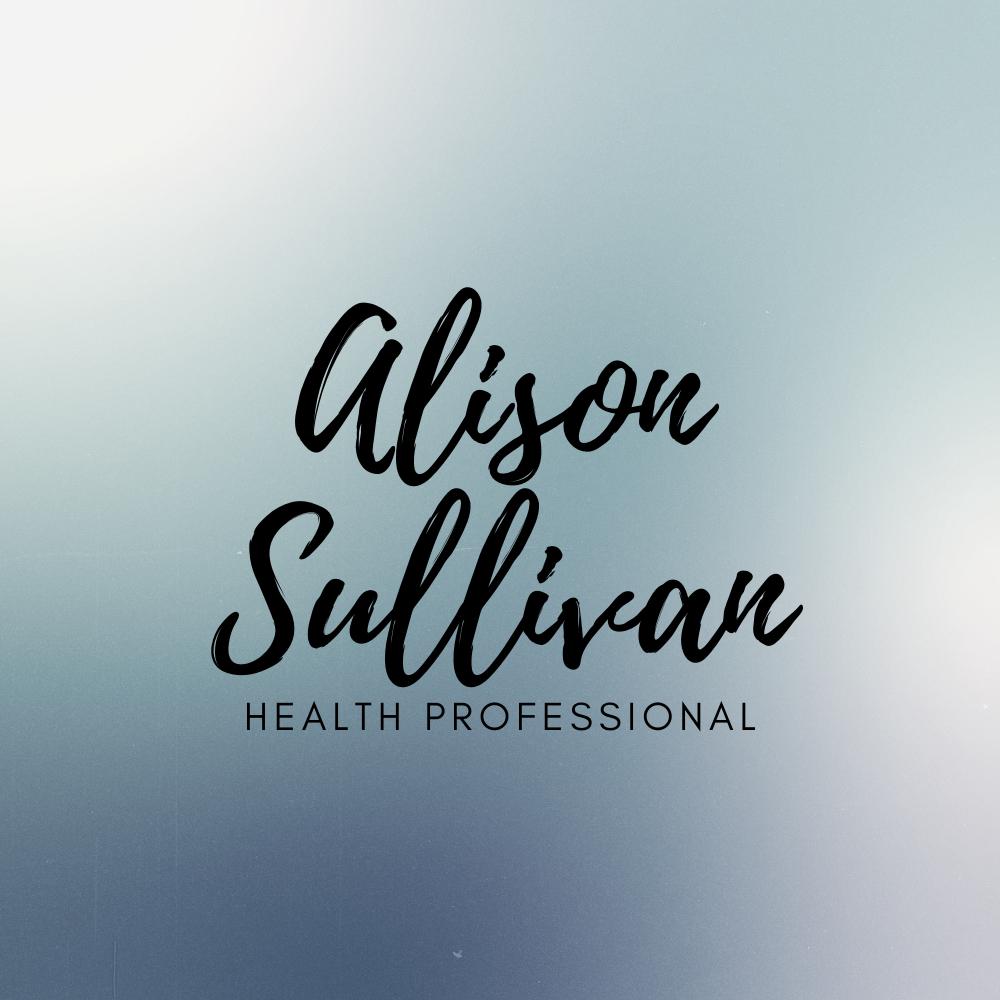 Alison Sullivan - headshot